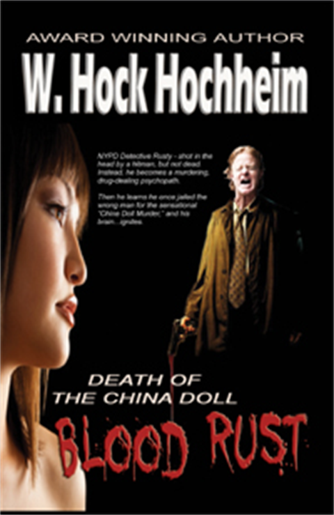 Blood Rust - Death of the China Doll (Paperback)