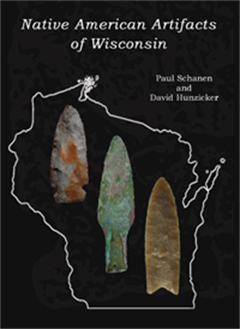 Native American Artifacts of Wisconsin (Hardcover)